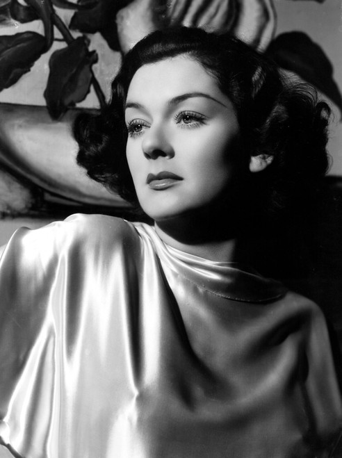 Rosalind Russell In A 1935 Portrait By Hurrell. Photo Print - Item # VAREVCPBDRORUEC003H