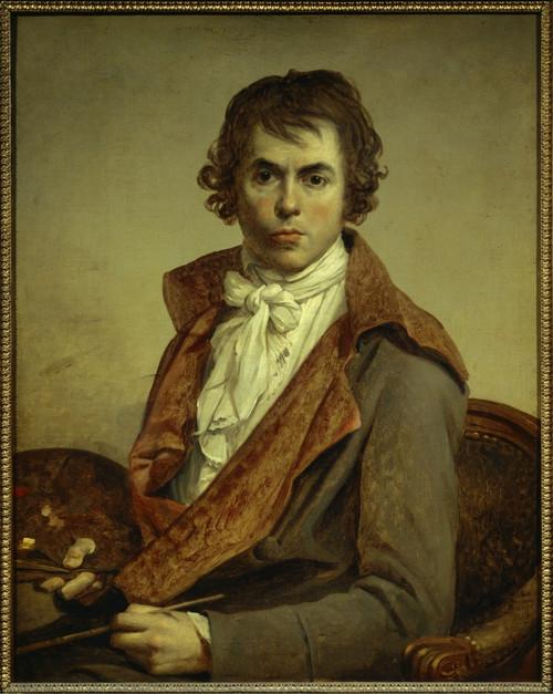 1419  Jacques Louis David French School Poster Print - Item # VAREVCCRLA001YF218H