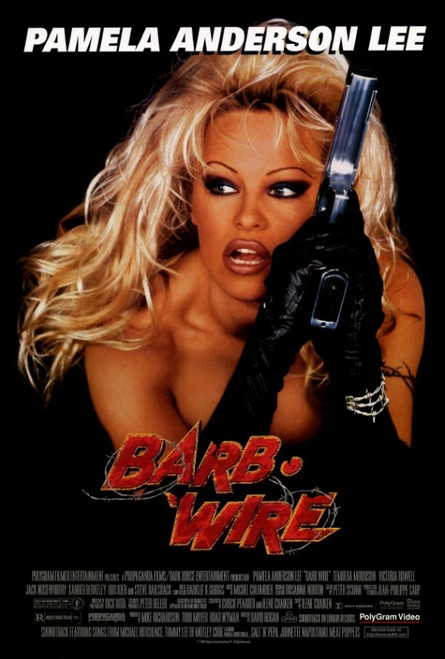 Barb Wire Movie Poster Print (27 x 40) - Item # MOVEF6407
