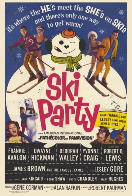 Ski Party Movie Poster Print (27 x 40) - Item # MOVCH3238