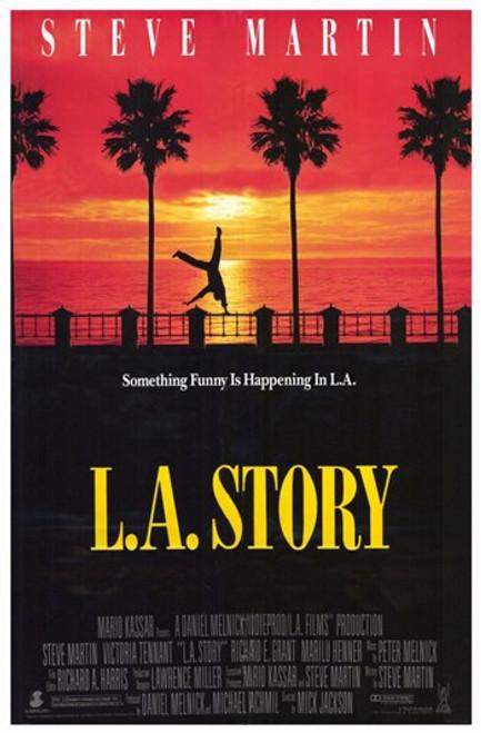 L.A. Story Movie Poster (11 x 17) - Item # MOV204119