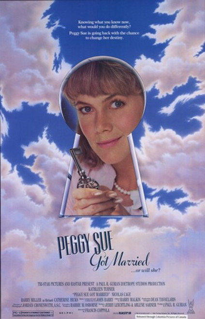 Peggy Sue Got Married Movie Poster (11 x 17) - Item # MOV221792