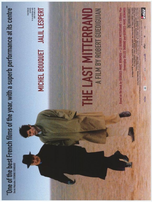 The Last Mitterrand Movie Poster Print (27 x 40) - Item # MOVIF8842