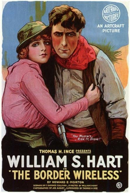 The Broder Wireless Movie Poster Print (27 x 40) - Item # MOVCF1348