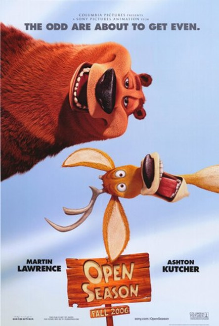 Open Season Movie Poster (11 x 17) - Item # MOV350755