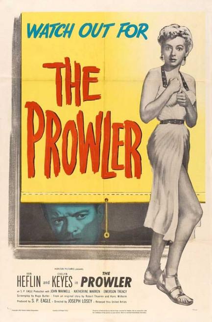 The Prowler Movie Poster Print (27 x 40) - Item # MOVIB87380