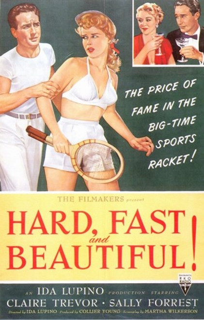 Hard, Fast and Beautiful Movie Poster (11 x 17) - Item # MOV200728