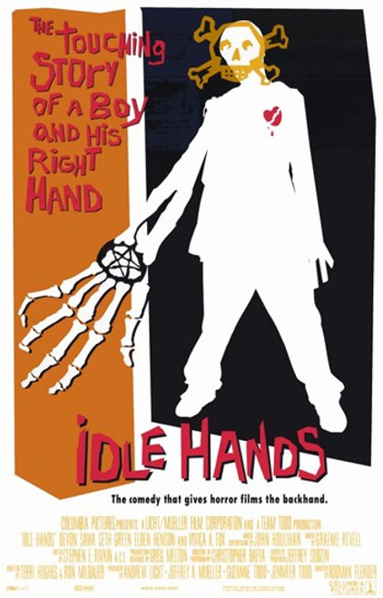 Idle Hands Movie Poster (11 x 17) - Item # MOV258251