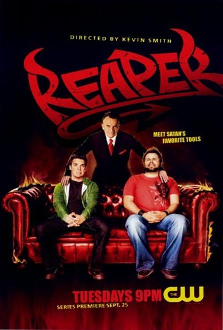 Reaper Movie Poster (11 x 17) - Item # MOV402726