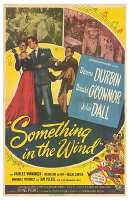 Something in the Wind Movie Poster (11 x 17) - Item # MOV209886