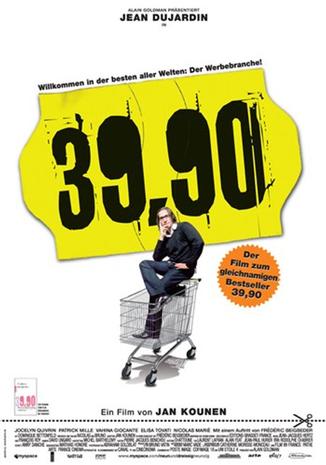 99 francs Movie Poster (11 x 17) - Item # MOV414461
