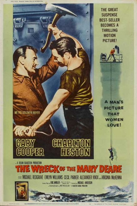 Wreck of the Mary Dreare Movie Poster Print (27 x 40) - Item # MOVEB01763