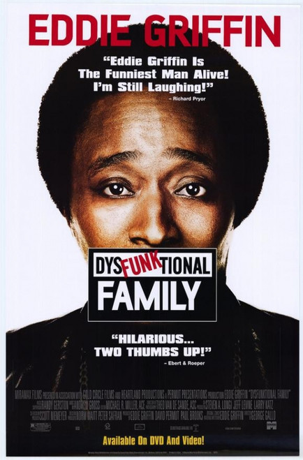 DysFunktional Family Movie Poster Print (27 x 40) - Item # MOVEH9650