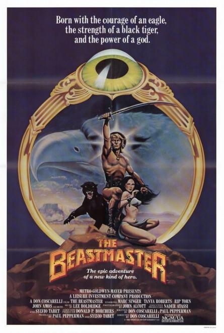 Beastmaster Movie Poster Print (27 x 40) - Item # MOVCF3568