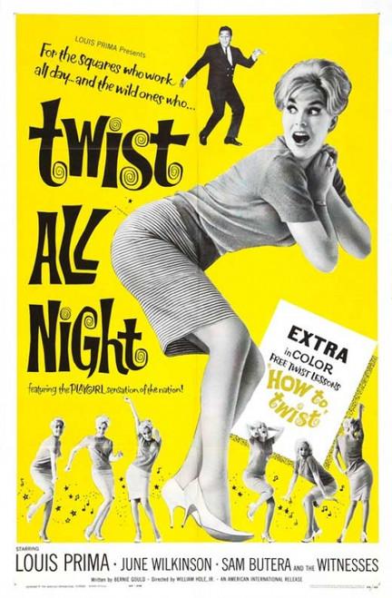 The Continental Twist Movie Poster Print (27 x 40) - Item # MOVGB93643