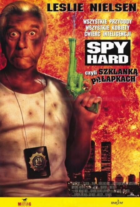 Spy Hard Movie Poster (11 x 17) - Item # MOV243664