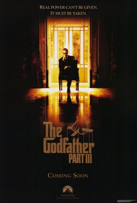 The Godfather, Part 3 Movie Poster Print (27 x 40) - Item # MOVCF2413