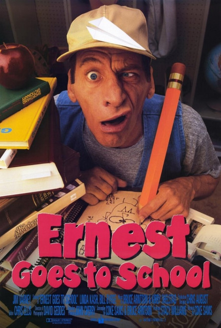 Ernest Goes to School Movie Poster Print (27 x 40) - Item # MOVIF8394