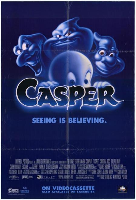 Casper Movie Poster Print (27 x 40) - Item # MOVIH5669