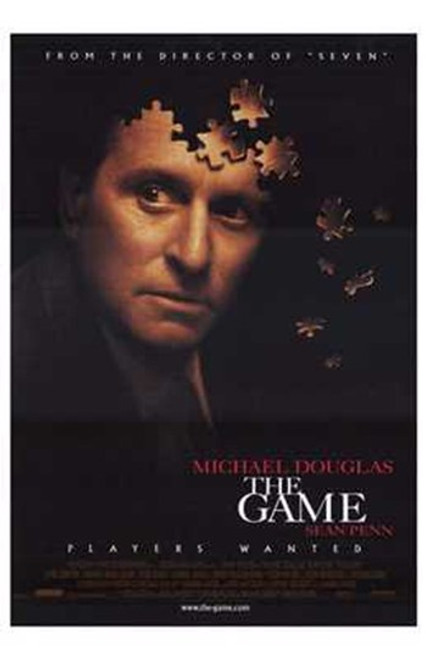 The Game Movie Poster (11 x 17) - Item # MOV249278