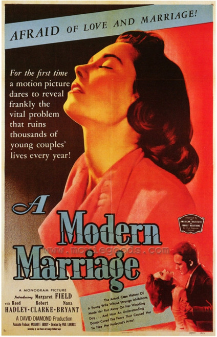 A Modern Marriage Movie Poster Print (27 x 40) - Item # MOVEF2308