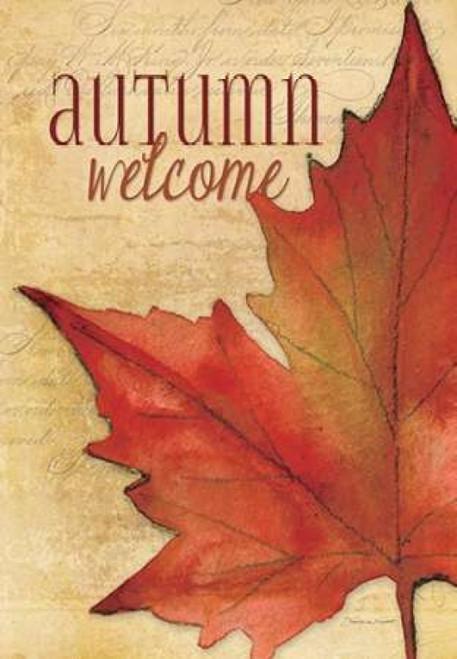 Autumn Welcome I Poster Print by Stephanie Marrott - Item # VARPDXSM158073