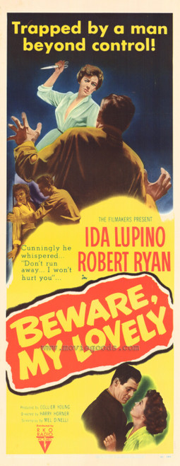 Beware, My Lovely Movie Poster Print (27 x 40) - Item # MOVEH4738