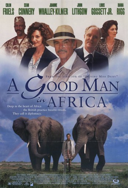A Good Man in Africa Movie Poster (11 x 17) - Item # MOV203896