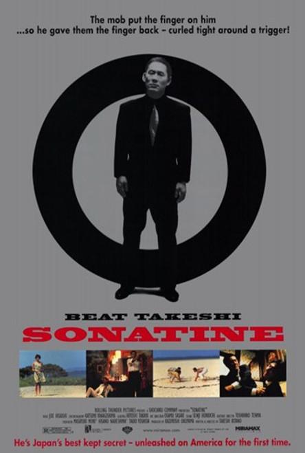 Sonatine Movie Poster (11 x 17) - Item # MOV213043