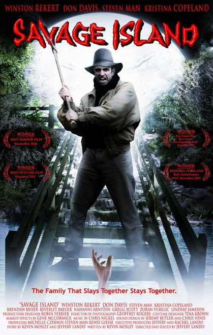 Savage Island Movie Poster Print (27 x 40) - Item # MOVIJ6565