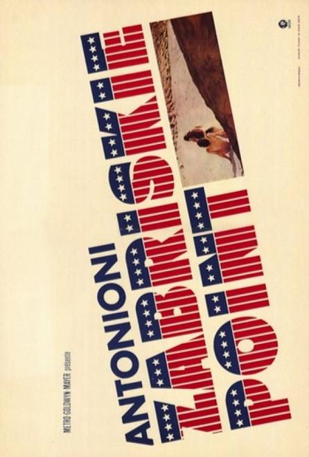 Zabriskie Point Movie Poster (11 x 17) - Item # MOV235941