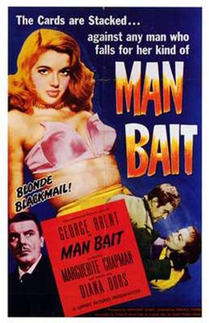 Man Bait Movie Poster (11 x 17) - Item # MOV197274