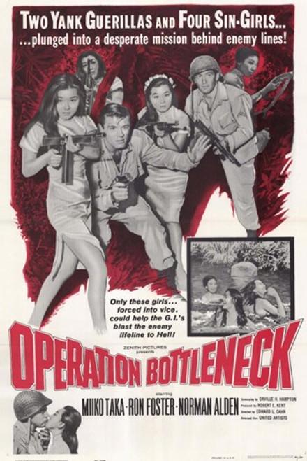Operation Bottleneck Movie Poster (11 x 17) - Item # MOV254083