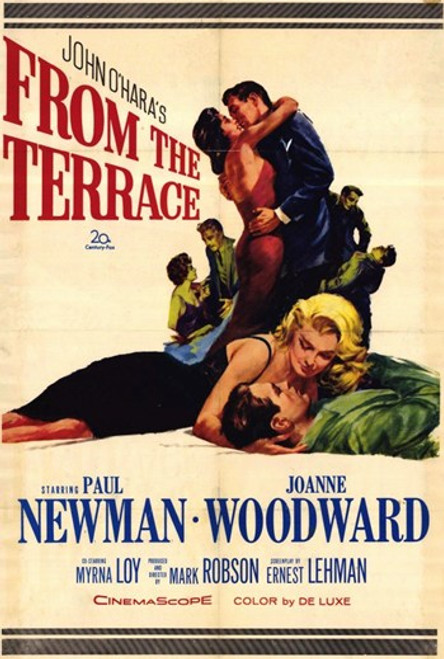 from the Terrace Movie Poster (11 x 17) - Item # MOV248901