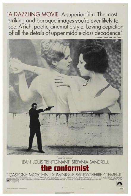 The Conformist Movie Poster Print (27 x 40) - Item # MOVIB85730