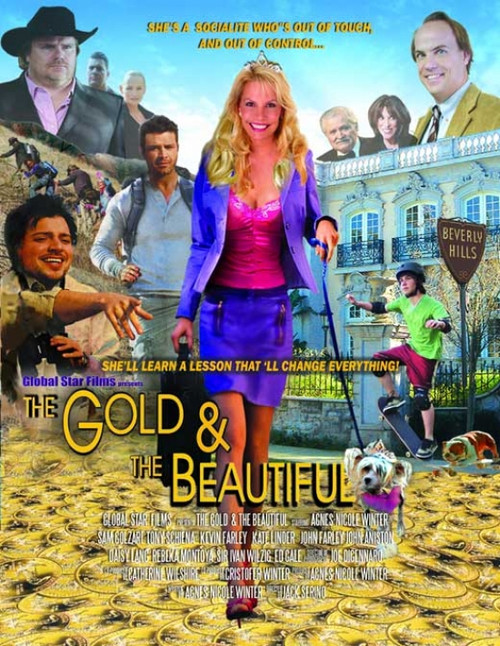 The Gold & the Beautiful Movie Poster Print (27 x 40) - Item # MOVAB36283