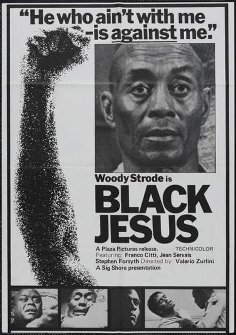 Black Jesus Movie Poster Print (27 x 40) - Item # MOVGJ4261
