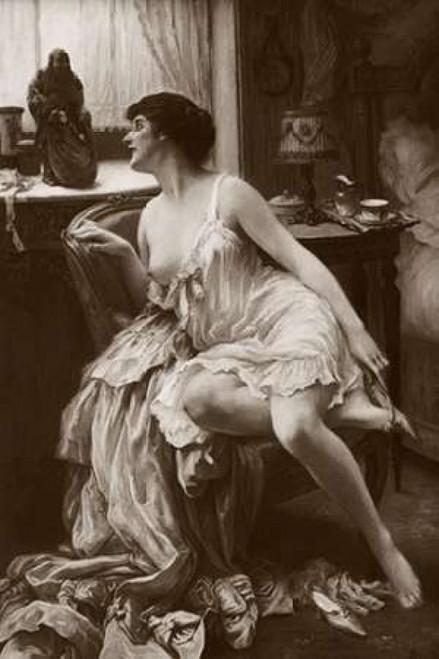 Le Magot Poster Print by Vintage Nudes - Item # VARPDX379420
