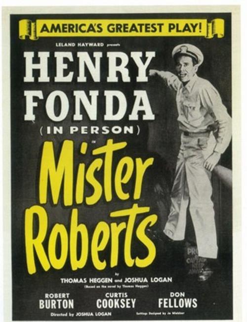Mister Roberts (Broadway) Movie Poster (11 x 17) - Item # MOV407359