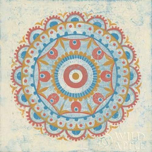 Lakai Circle VI Poster Print by  Kathrine Lovell - Item # VARPDX24396