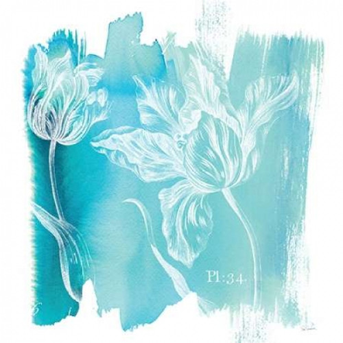 Water Wash I Poster Print by Sue Schlabach - Item # VARPDX20842