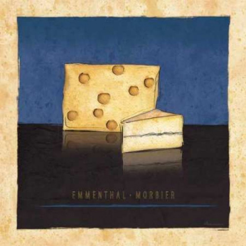 Cheeses IV Poster Print by Andrea Laliberte - Item # VARPDXLAL041