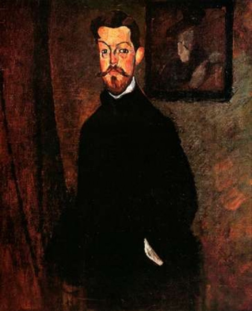 Dr Paul Alexandre Poster Print by  Amedeo Modigliani - Item # VARPDX373635