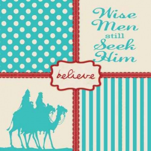 Wisemen Still Seek Poster Print by Stephanie Marrott - Item # VARPDXSM10828