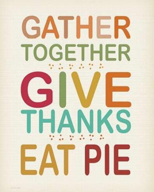 Eat Pie Poster Print by Jo Moulton - Item # VARPDXJM11204