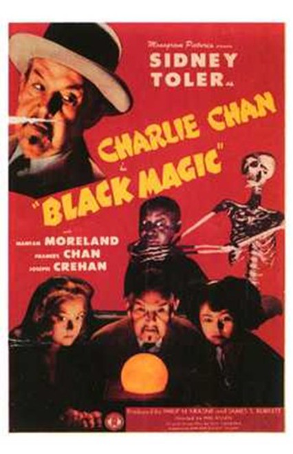 Charlie Chan in Black Magic Movie Poster (11 x 17) - Item # MOV198493