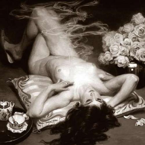 Leisure Time Poster Print by Vintage Nudes - Item # VARPDX379405