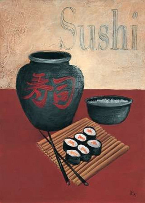 Sushi Poster Print by Hedy - Item # VARPDXMLV601