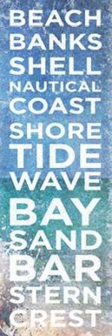 Port Type Panel II Poster Print by Susan Bryant - Item # VARPDX8953K