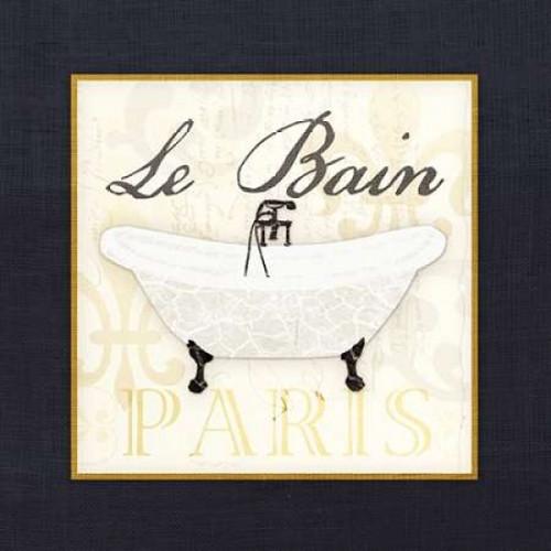 Le Bain - Tub Poster Print by Aubree Perrenoud - Item # VARPDXAU1156